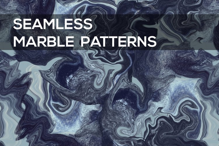 SEAMLESS MARBLE PATTERNS example image 1