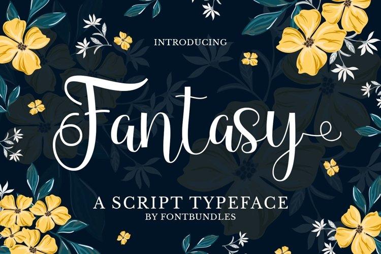 Web Font Fantasy example image 1