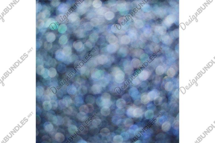 Navy blue eye shadow sparkle metallic shimmer glitter photo example image 1