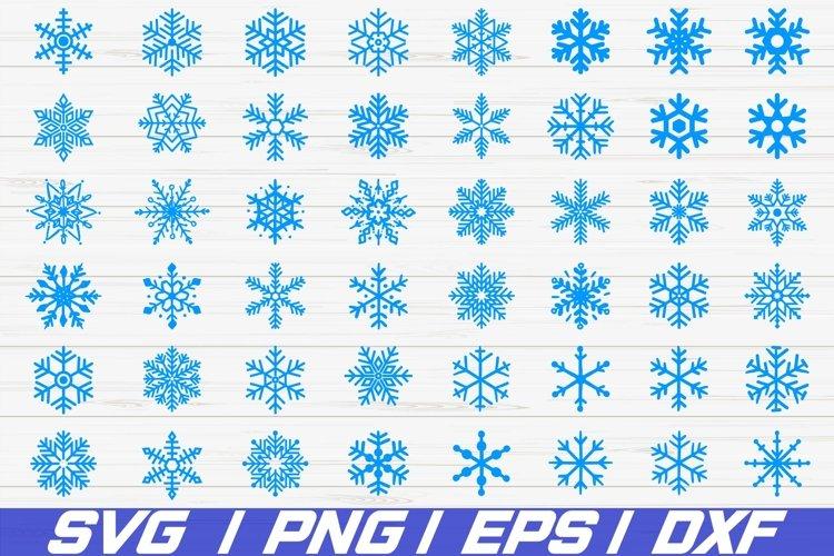 Snowflake SVG / Christmas SVG / Winter / Cricut / Cut Fil