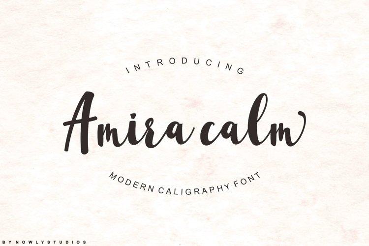 Amira Calm