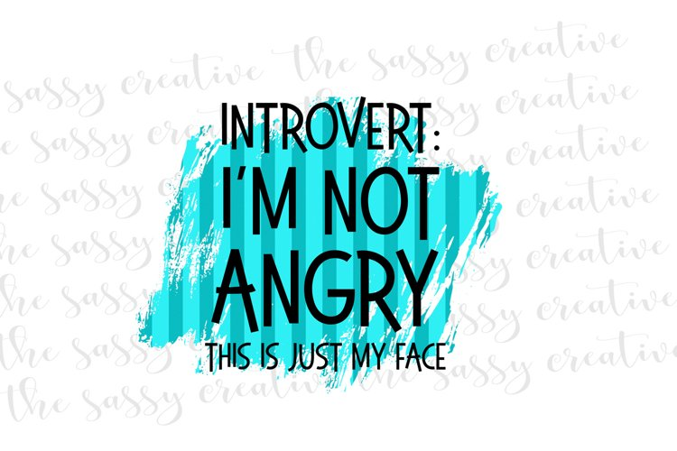 Sublimation Quotes | Adult Funny Sarcastic Introvert PNG