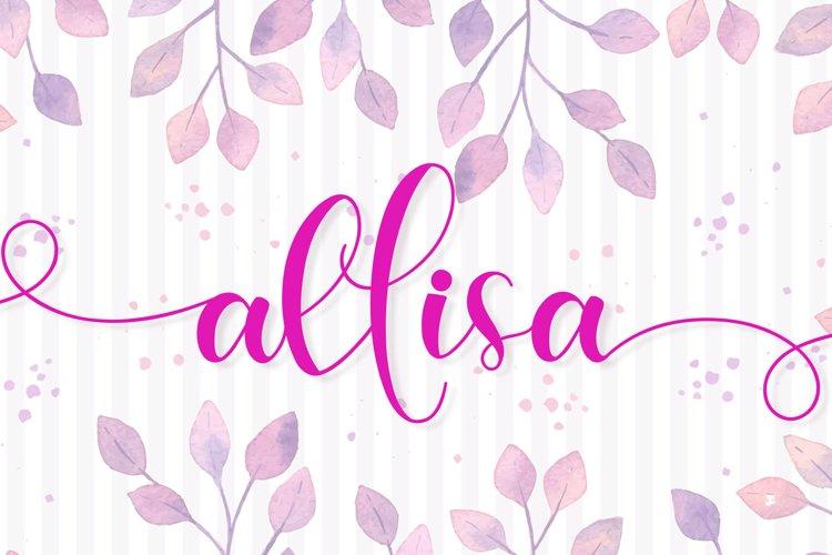 allisa example image 1