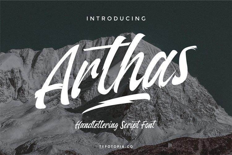 Arthas example image 1