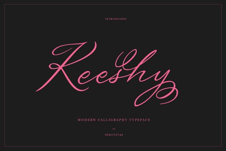 Keeshy example image 1