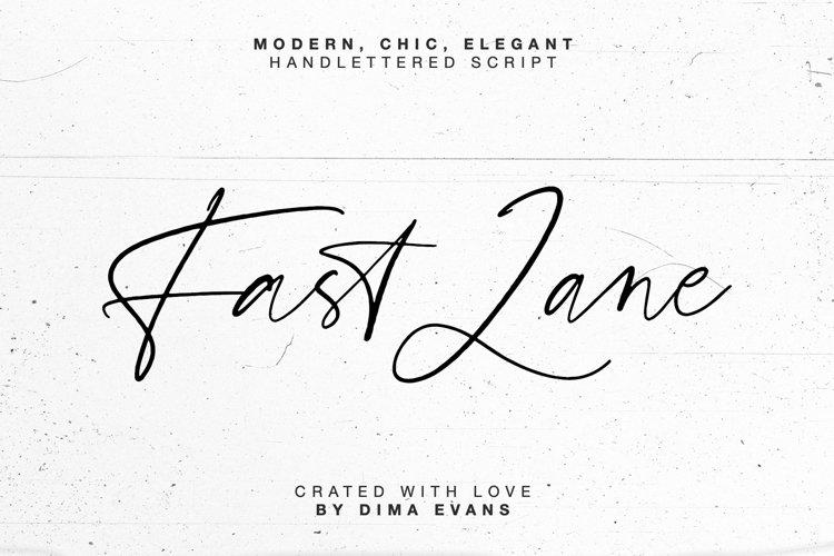 FastLane Script example image 1