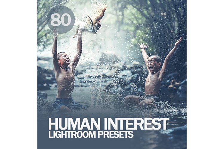 80 Human Interest Lightroom Presets example image 1