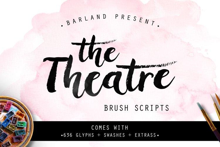 The Theatre Brush example image 1