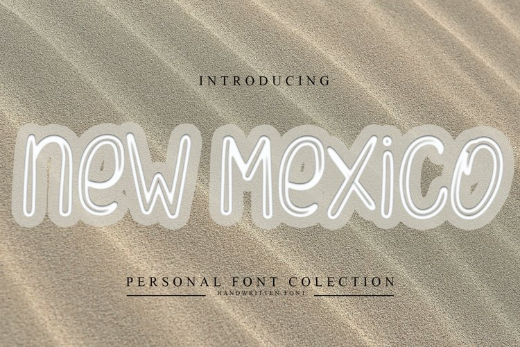 New Mexico example image 1