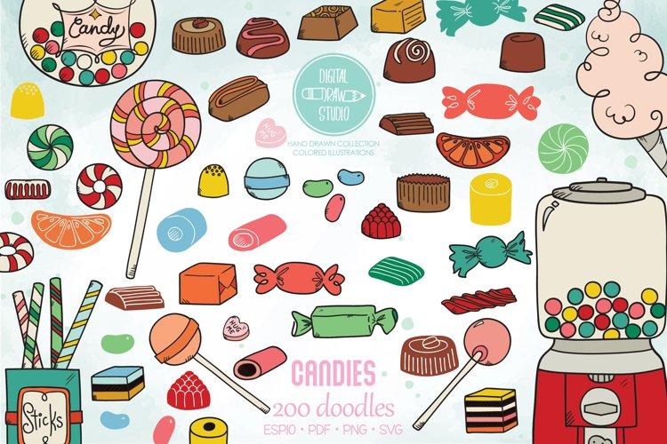 Color Candies | Lollipop, Chocolate, Bubble Gum Dispenser