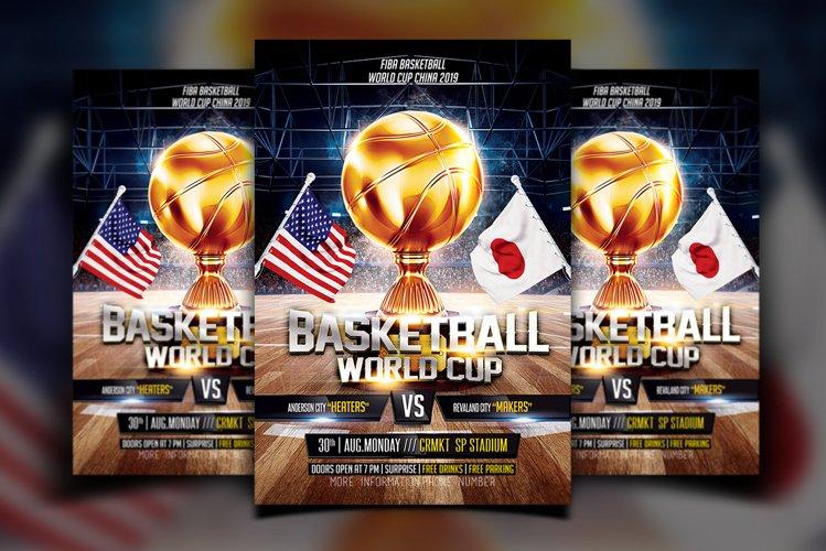 Basketball World Cup example image 1