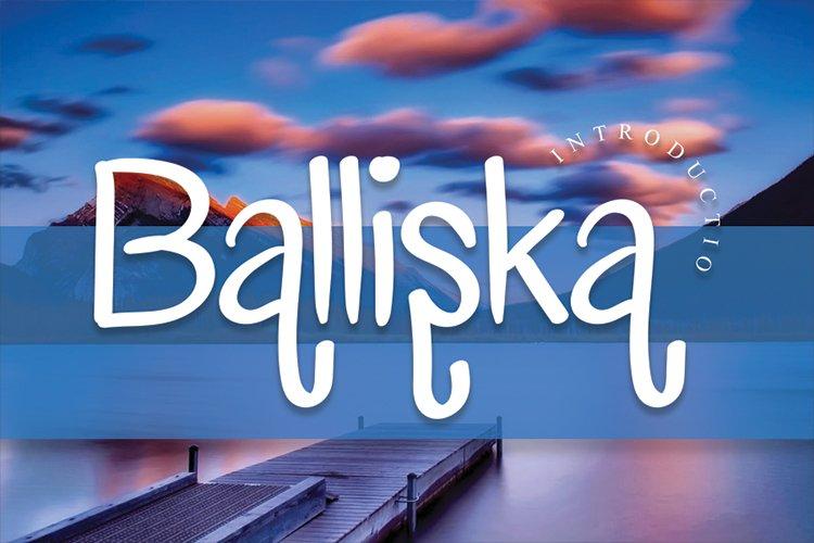 Balliska example image 1