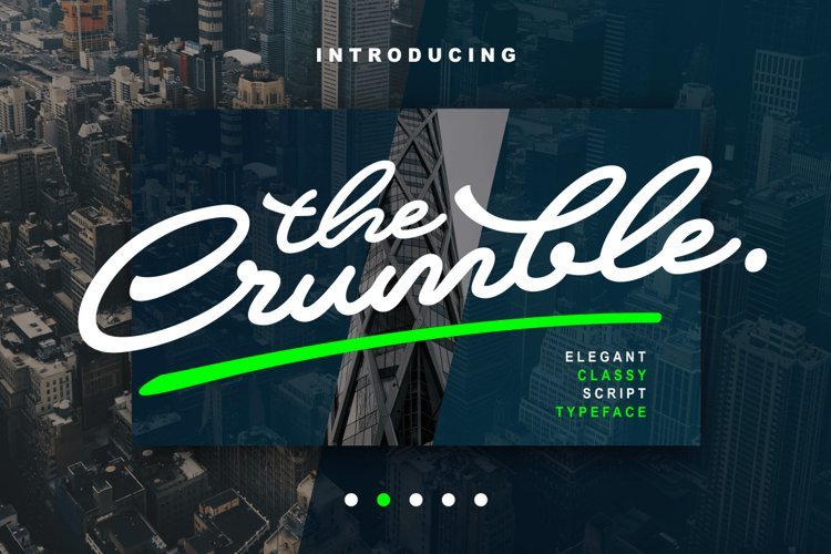 Crumble 70% OFF