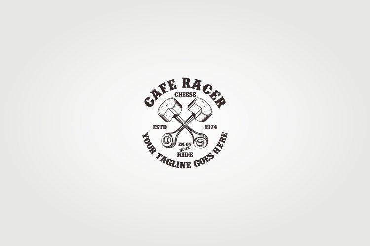 Cafe Racer Logo example image 1