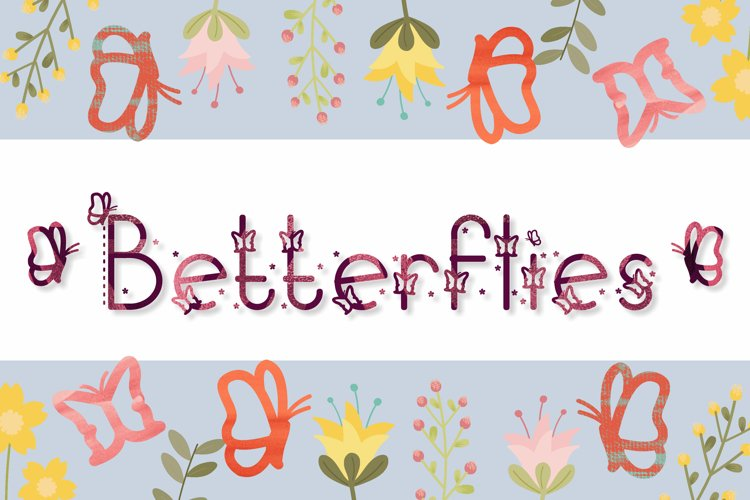 Betterflies example image 1