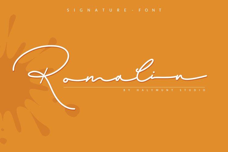 Romalin example image 1