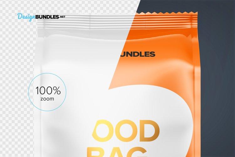 Food Bag Mockups example 3