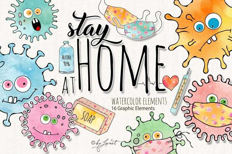 Stay at Home - Virus