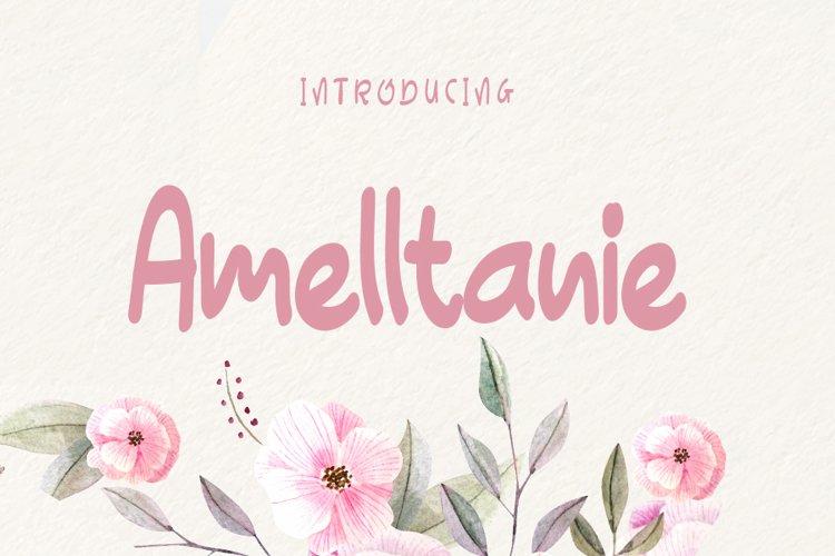 Amelltanie example image 1