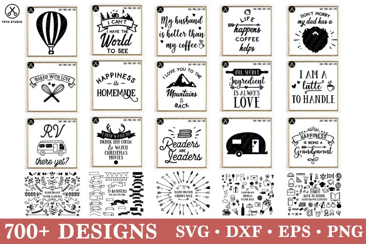 SVG Bundle | MG1