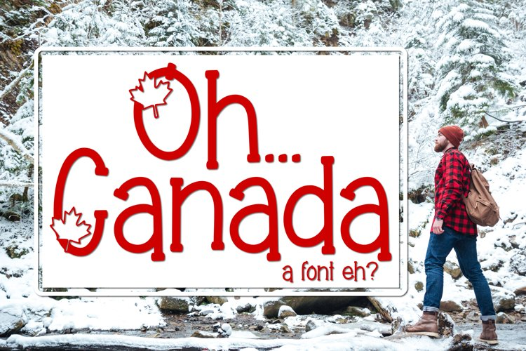 Oh Canada example image 1