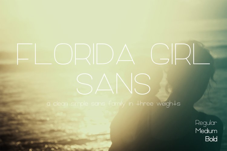 Florida Girl Sans Family example image 1