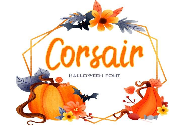Corsair-Regular example image 1