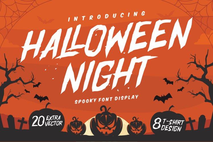 Halloween Night example image 1