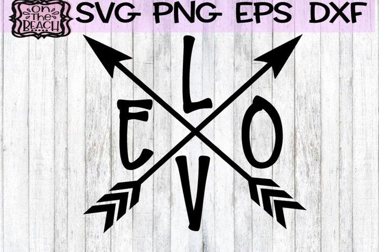 Valentine Love Love Arrows Svg Png Dxf Eps 211807 Svgs Design Bundles