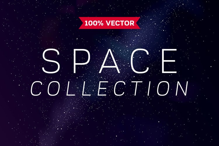 SPACE COLLECTION + EXTRAS example image 1
