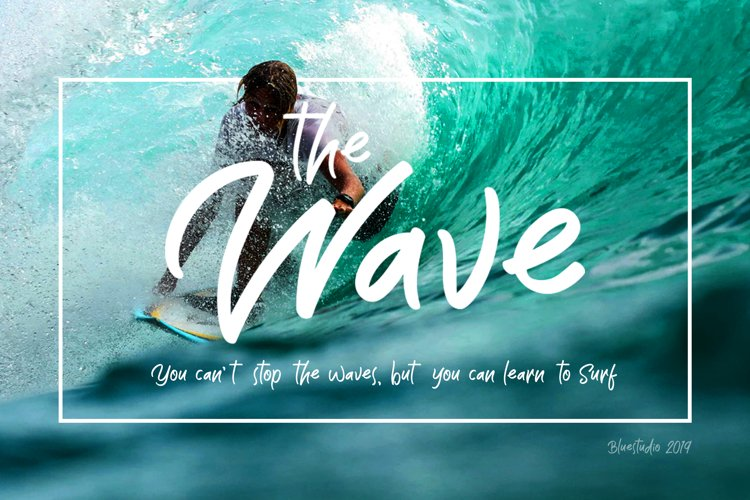 The Wave example image 1