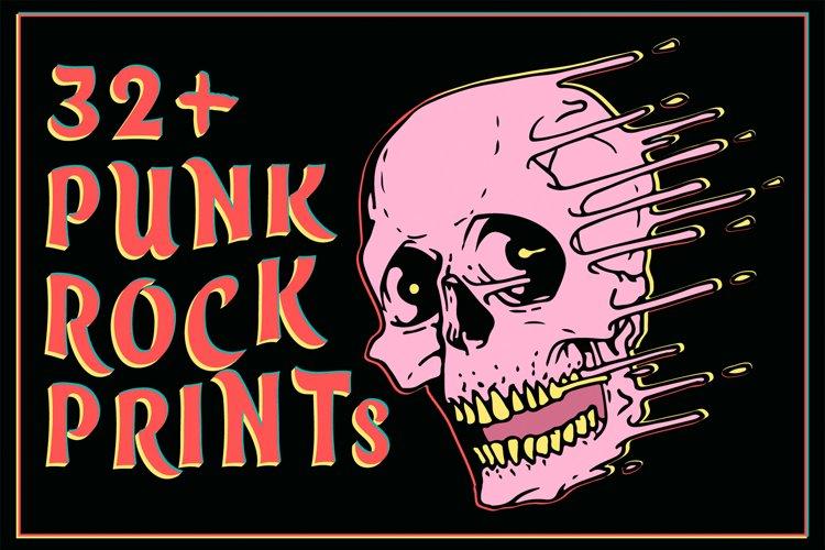 Trendy T-Shirt Hoodie Prints Vector Illustrations Bundle