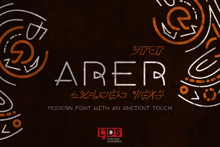 Arer Typography example image 1