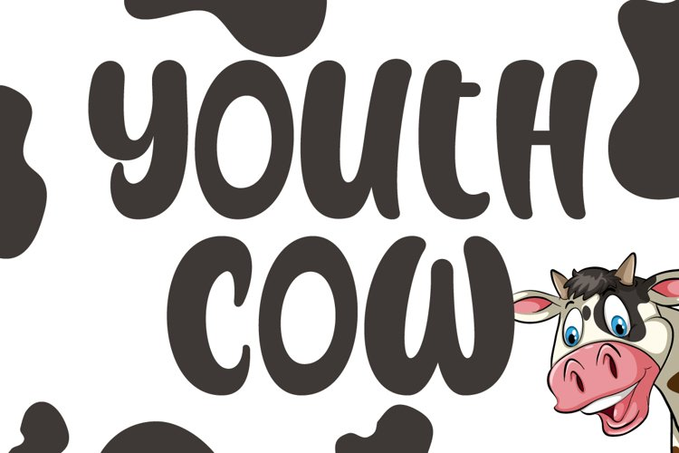 Youth Cow example image 1