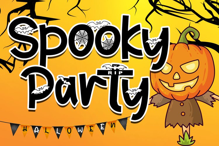 Spooky Party example image 1