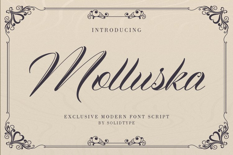 Molluska Script example image 1