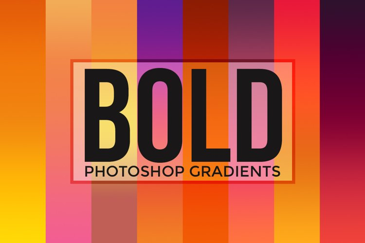 Bold Gradients for Photoshop example image 1