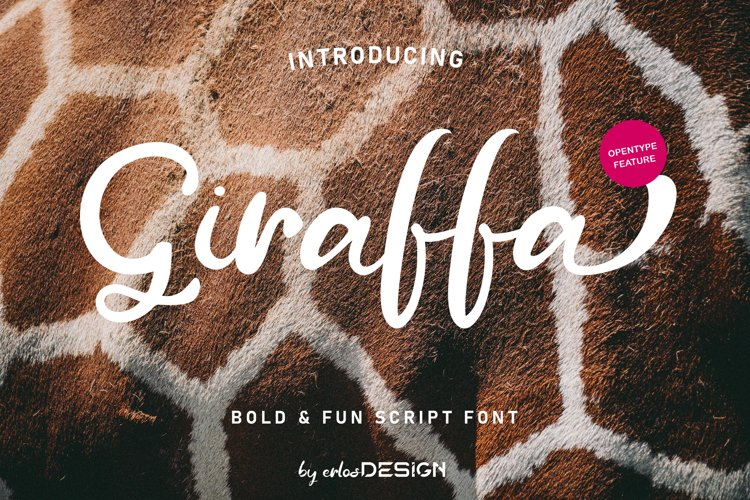 Giraffa example image 1