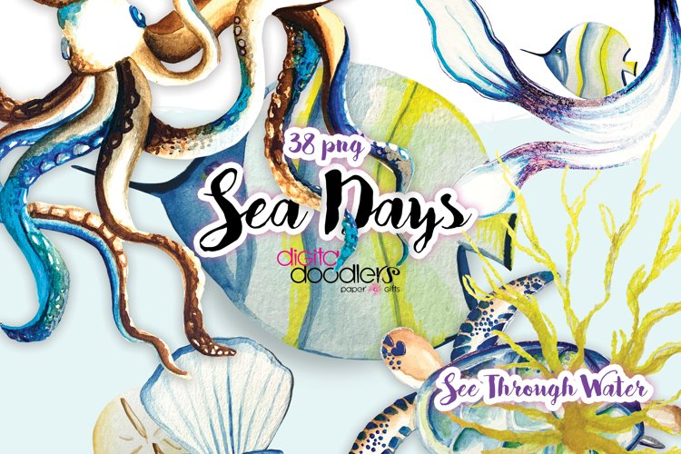 Sea Days example image 1