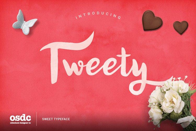 Tweety Sweety Script example image 1