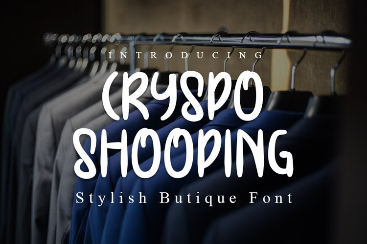 Cryspo Shooping example image 1