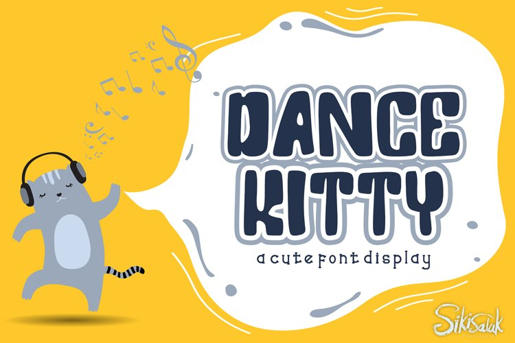 Dance Kitty example image 1