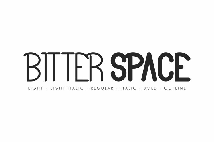 Bitter Space example image 1