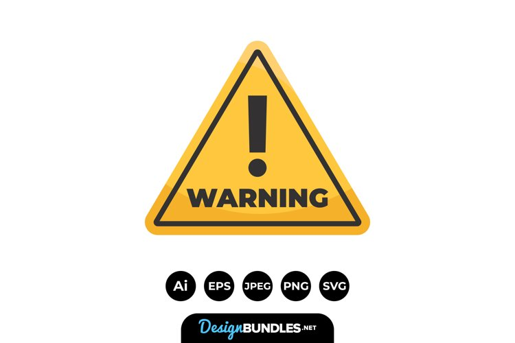 Construction Sign Illustrations example image 1