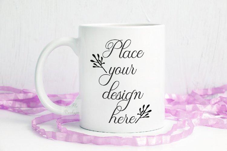 Mockup mug coffee cup psd mock up 11oz mock ups example image 1