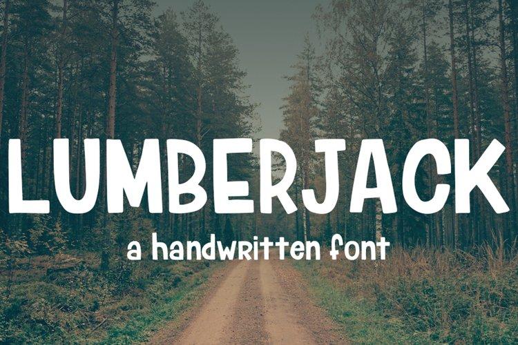Lumberjack Font - Free Font of The Week Font