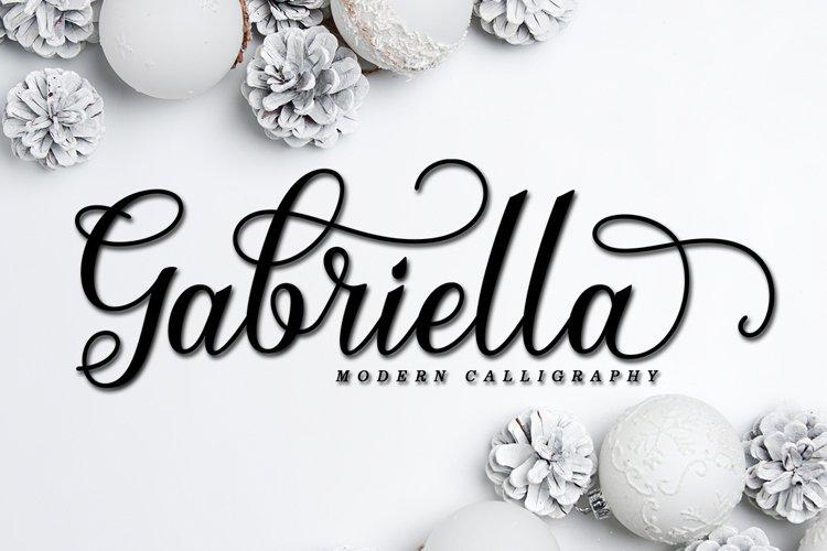 Gabriella example image 1
