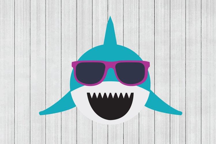 Shark SVG, Summer SVG, Cuttable File