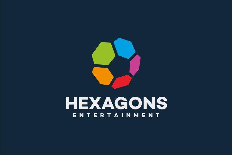 Hexagons Logo example image 1