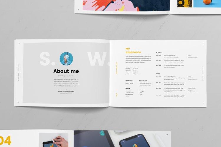 Croma / Portfolio and Resume